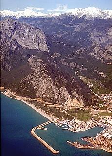 Lykische Küste westlich von Antalya (Dezember)