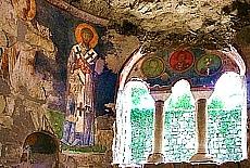 Nikolaus Kirche in Demre (Dezember)