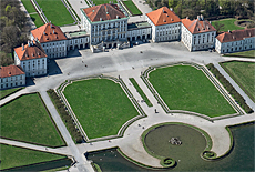 Schloss Nymphenburg (November)