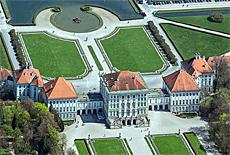 Schloss Nymphenburg (Juni)