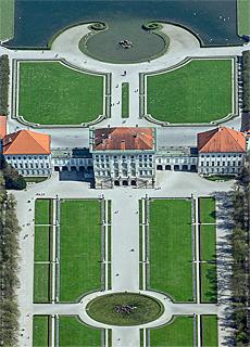 Schloss Nymphenburg (Juli)