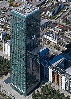 O2 Tower (April)
