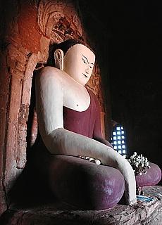 Sulamani Pagode in Bagan (November)