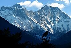 Everest und Lothse (August)