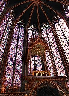 La Chapelle auf der Notre dame Insel (November)