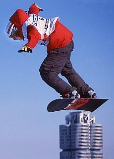 Freestyle WM im Olympiapark München (Dezember)