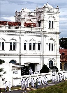 Moschee in Galle (September)