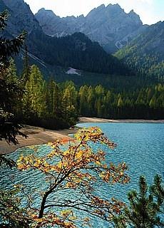 Pragser Wildsee (Oktober)
