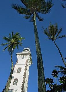 Leuchtturm am Venus Point auf Tahiti (Februar)