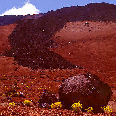 Los Huevos del Teide (September)